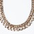 Thick Layer Double Chain Necklace at Urban Outfitters