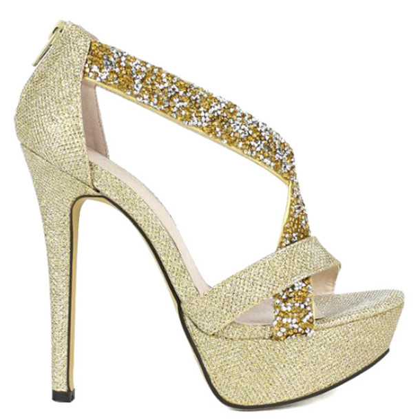 969d24f9a8cb shoes heels high heels sandals sandals high heels gold heels ivory heels  stilettos open toe high