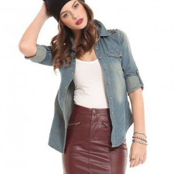 moto moto skirt fall outfits gypsy warrior