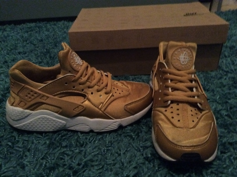 d5182a880df5f Fashion Nike Air Huarache Bronzine
