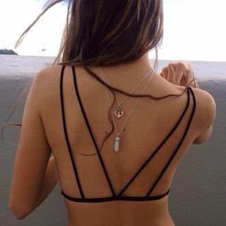swimwear bikini summer beach girl