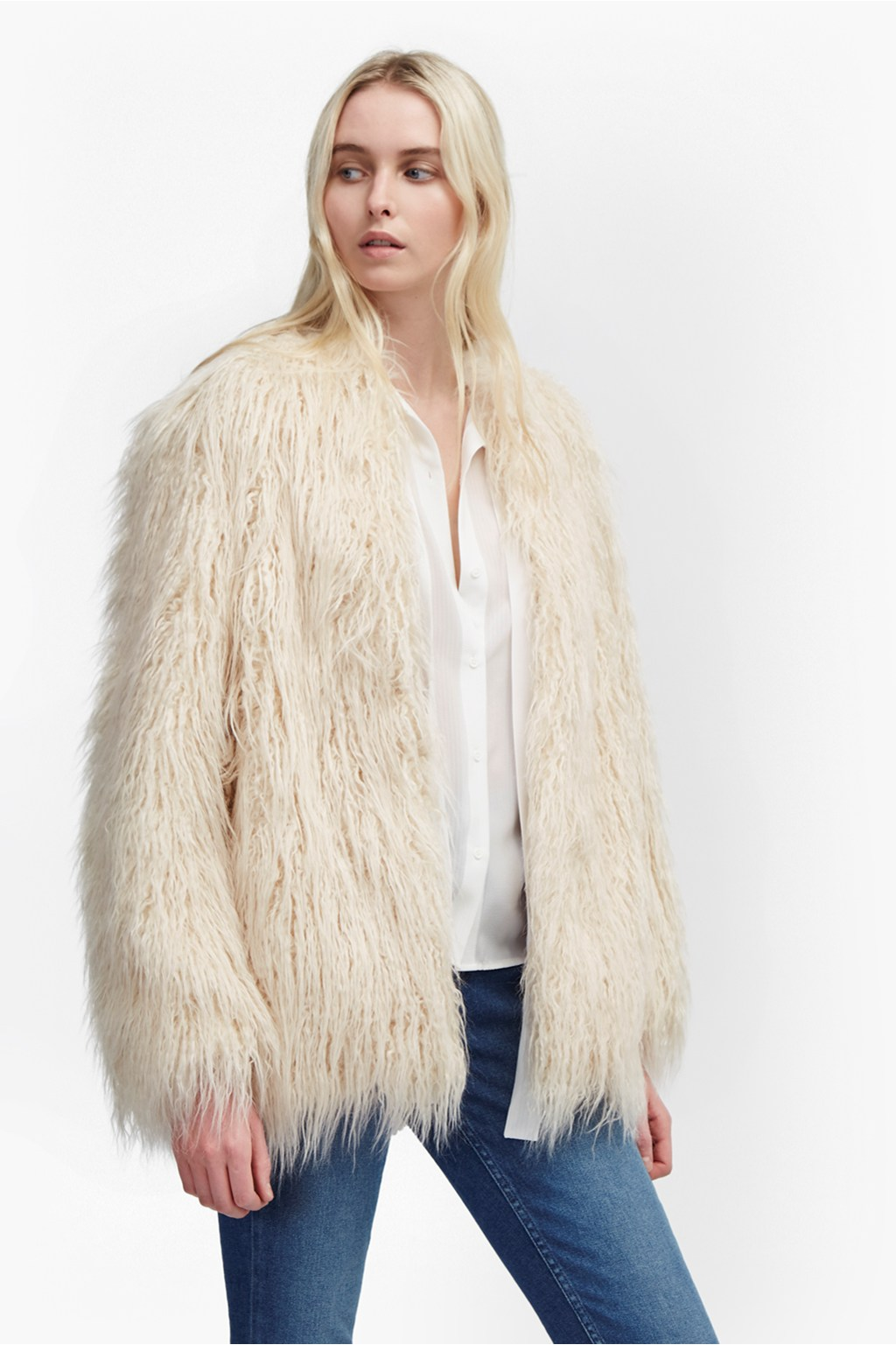 Faux Fur Coat | Coats Jackets | French Connection Usa