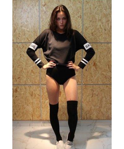 Sixth june bad gal crop sweater