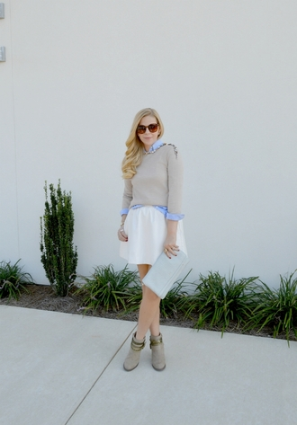 fash boulevard blogger sweater top skirt shoes bag cardigan pants jacket coat dress