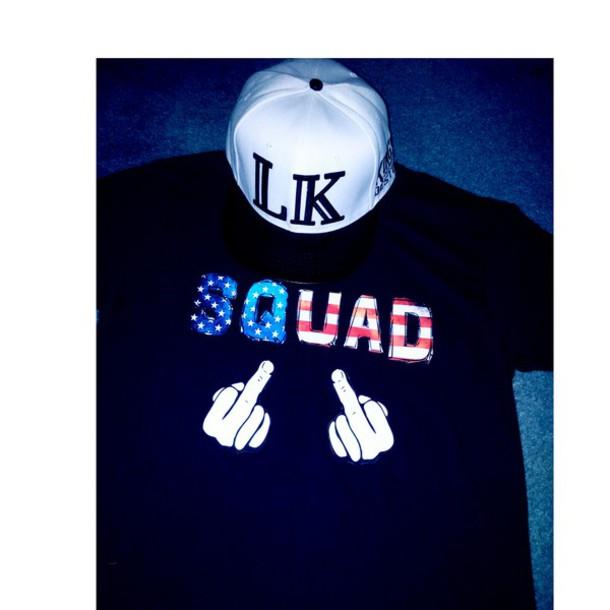 shirt squad