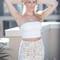 Jennifer white detail two-piece – dream closet couture