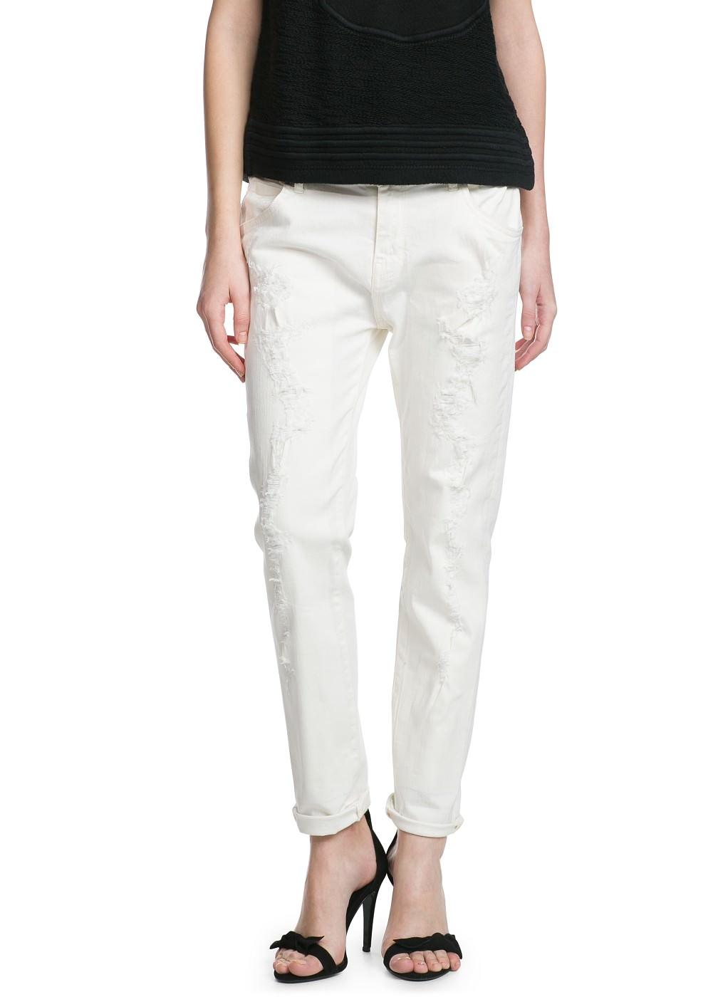 MANGO - CLOTHING - Jeans - Boyfriend Lonny jeans