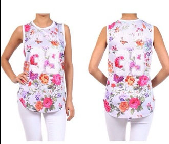 jersey new york 33 colorful lovely flowers girl jersey sporty spring gorgeous and all that owe new york city floral tank top floral jersey butterfly yasssss