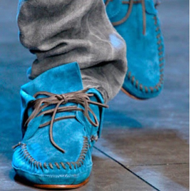 shoes blue comfy casual mens shoes