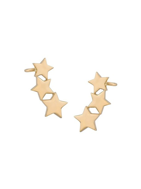 Alinka women triple gold yellow grey metallic jewels