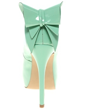 RIVER ISLAND UNCANNY ORIGAMI PLATFORM SHOES on The Hunt