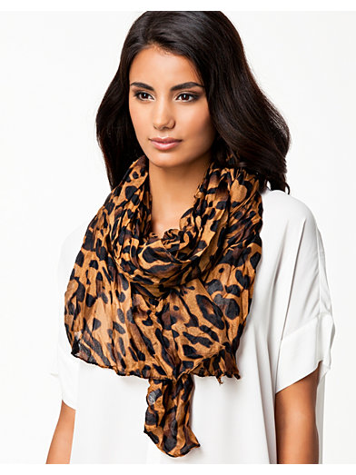 Leo Scarf - Bohemian Society - Leopard - Accessories Miscellaneous - Accessories - Women - Nelly.com