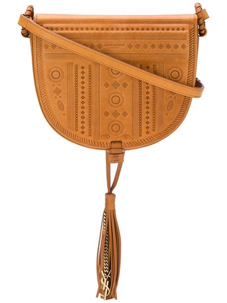 Saint Laurent women bag leather brown