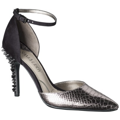 Women's Sam & Libby Dahlia Spiked Heel Pumps - A... : Target