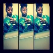 sweater,rugrats,angelica,turquoise,sweatshirt