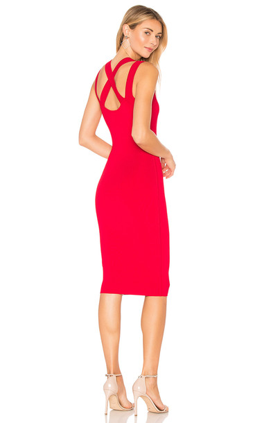 Bailey 44 dress red