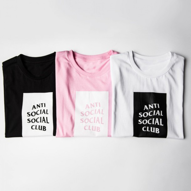 T-shirt: shirt, cool, quote on it, teenagers, black, pink, white ...