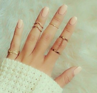 jewels jewelry gold gold jewelry gold ring knuckle ring ring