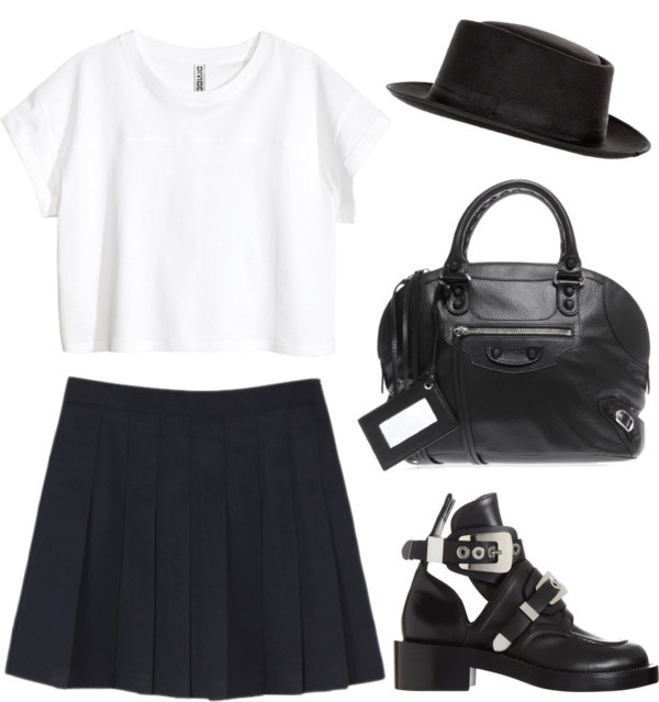 skirt pleated skirt pleated black black skirt black pleated skirt kylie jenner kylie jenner bag hat shirt shoes