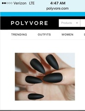 nail accessories,nails,fake nails,stiletto nails,dope,dope wishlist,fancy,tumblr outfit,tumblr,cute