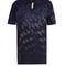 Tie-dye cotton-blend jersey t-shirt