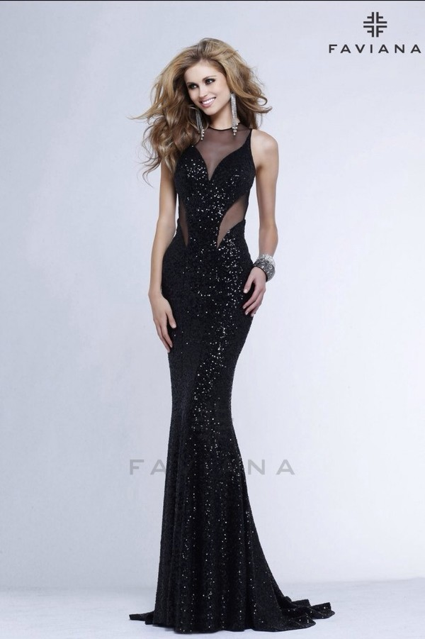 dress prom dress 2014 sparkle amazing