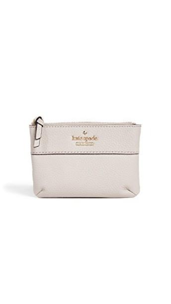 Kate Spade New York street purse grey bag