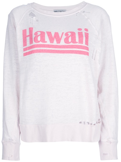 Wildfox 'hawaii' Sweater -  - Farfetch.com