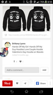 jacket,sweater,his and hers sweatshirts,i want these same jackets where can u find them?