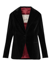 blazer,black,velvet,jacket