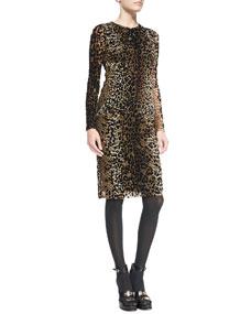 Sleeve leopard
