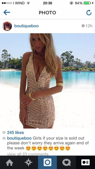 gold gold sequins short dress party bodycon dress sexy dress plunge v neck party dress sexy night out night dress clubbing outfits