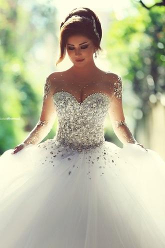 dress wedding dress prom dress princess