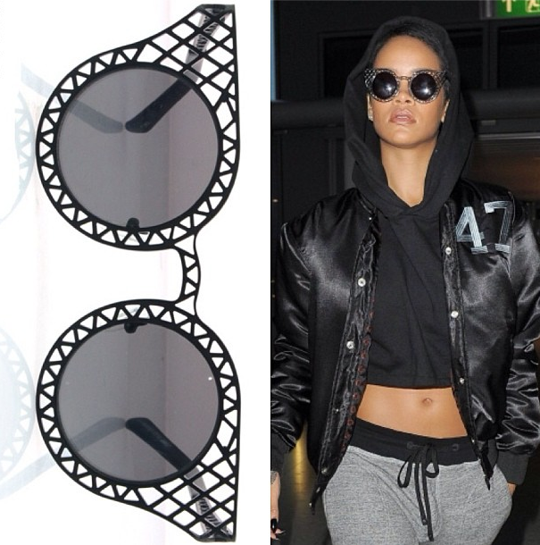 The badmesh sunglasses