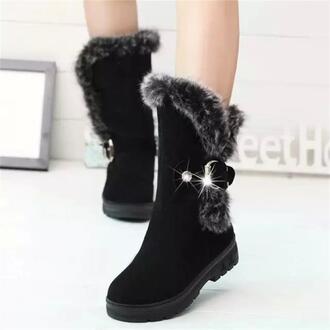 shoes shoes woman women boots women winter shoes ankle boots snow boots fur warm boots black boots fashion boots winter