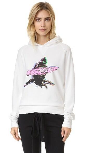 sweatshirt pearl sweater