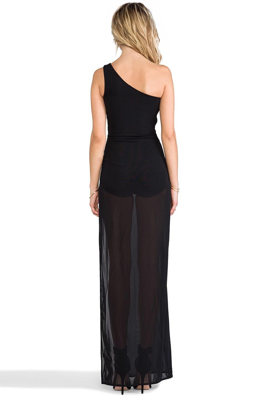 AQ/AQ Viva Maxi Dress in Black from REVOLVEclothing.com