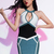 Multi Sexy Dress - Bqueen Mixed-color Cutout Hollow Bandage | UsTrendy