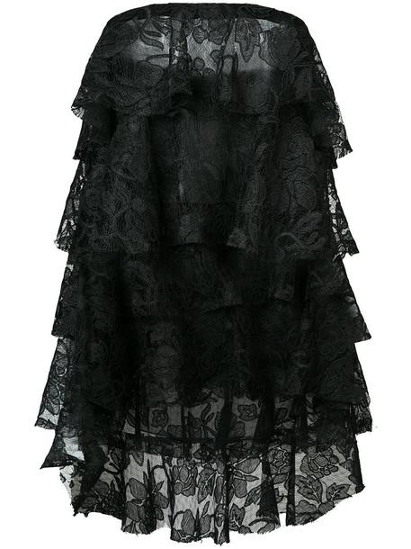 Sachin & Babi top lace top women lace black