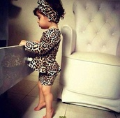 dress,kids fashion,hat,baby dress,toddler dress,baby clothing,leopard print,cute