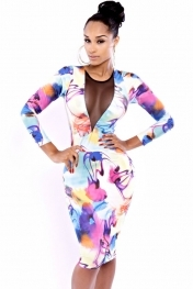 Color Swirl - FlatOutFabulous fashion