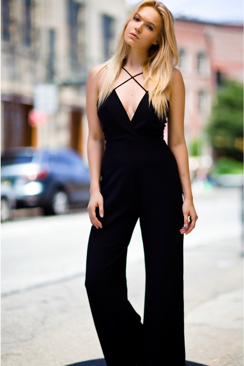 Midnight Saga Jumpsuit | Haute Rogue