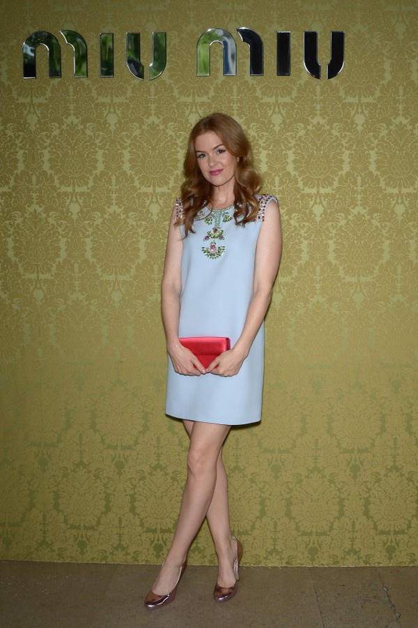 isla fisher dress