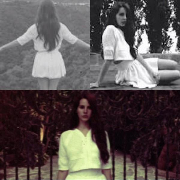 shirt lanadelrey lana del rey crop tops white cropped hoodie cropped sweater summertime vintage retro
