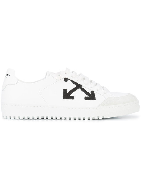 arrow women sneakers leather white shoes