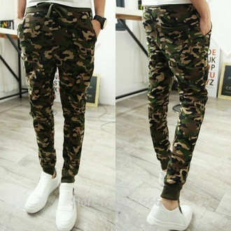 pants military style sweatpants green jeans dope