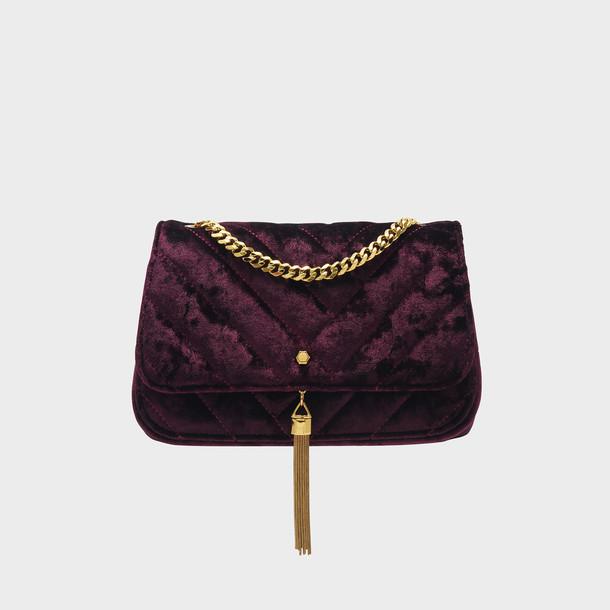 tassel bag shoulder bag