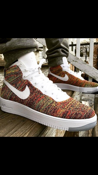 shoes africa african american nike high tops high top rare colorful shoe print shoe pattern african print nike shoes nike air nike air force forces custom shoes nike sneakers colorful print gift ideas african pattern