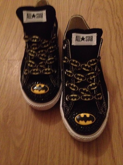 shoes batman batman superman boys shoes converse