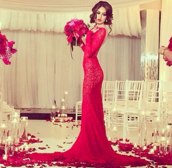 Dress Replace Matric Dance Red Lace Dress Matric Dance Dress Backless Prom Dress Wheretoget